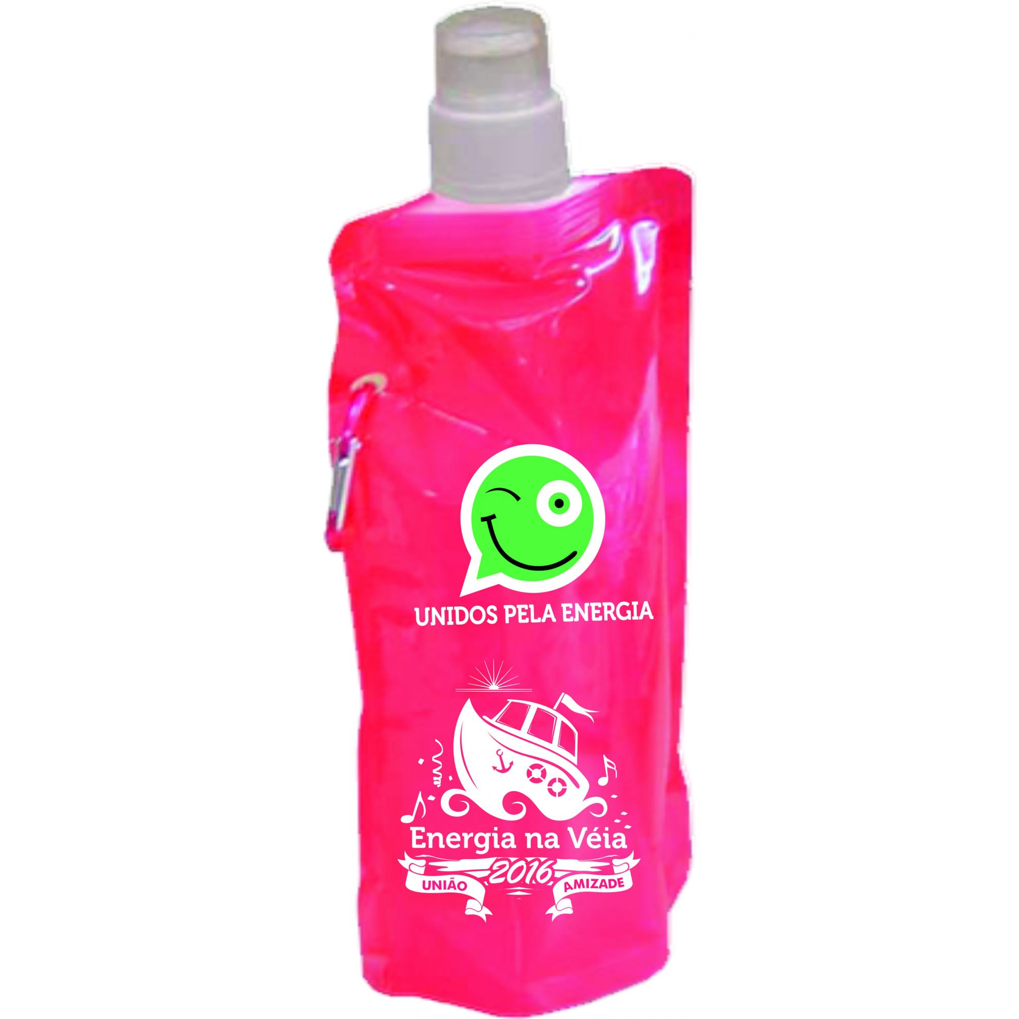 Squeeze Dobrável 480ml REF.: 12459