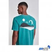 AUSTRAL - Camiseta Kite II verde brasil