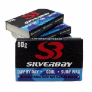 SILVERBAY - KIT PARAFINA DAY BY DAY COOL 80 G (5 UND)