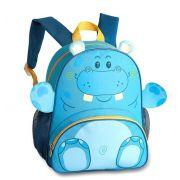 Mochila Clio Kids Hipopotamo