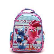 Mochila de Costas Angry Birds Rosa