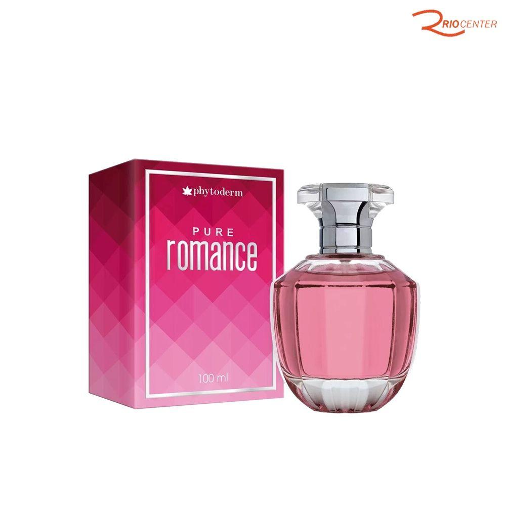 Deo Colônia Phytoderm Pure Romance - 100ml