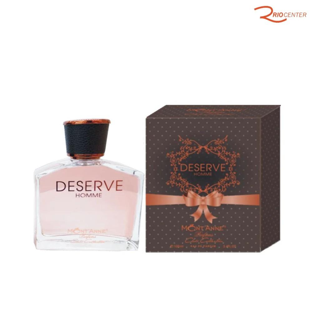 Eau de Parfum Importado Deserve Homme Mont Anne - 100ml