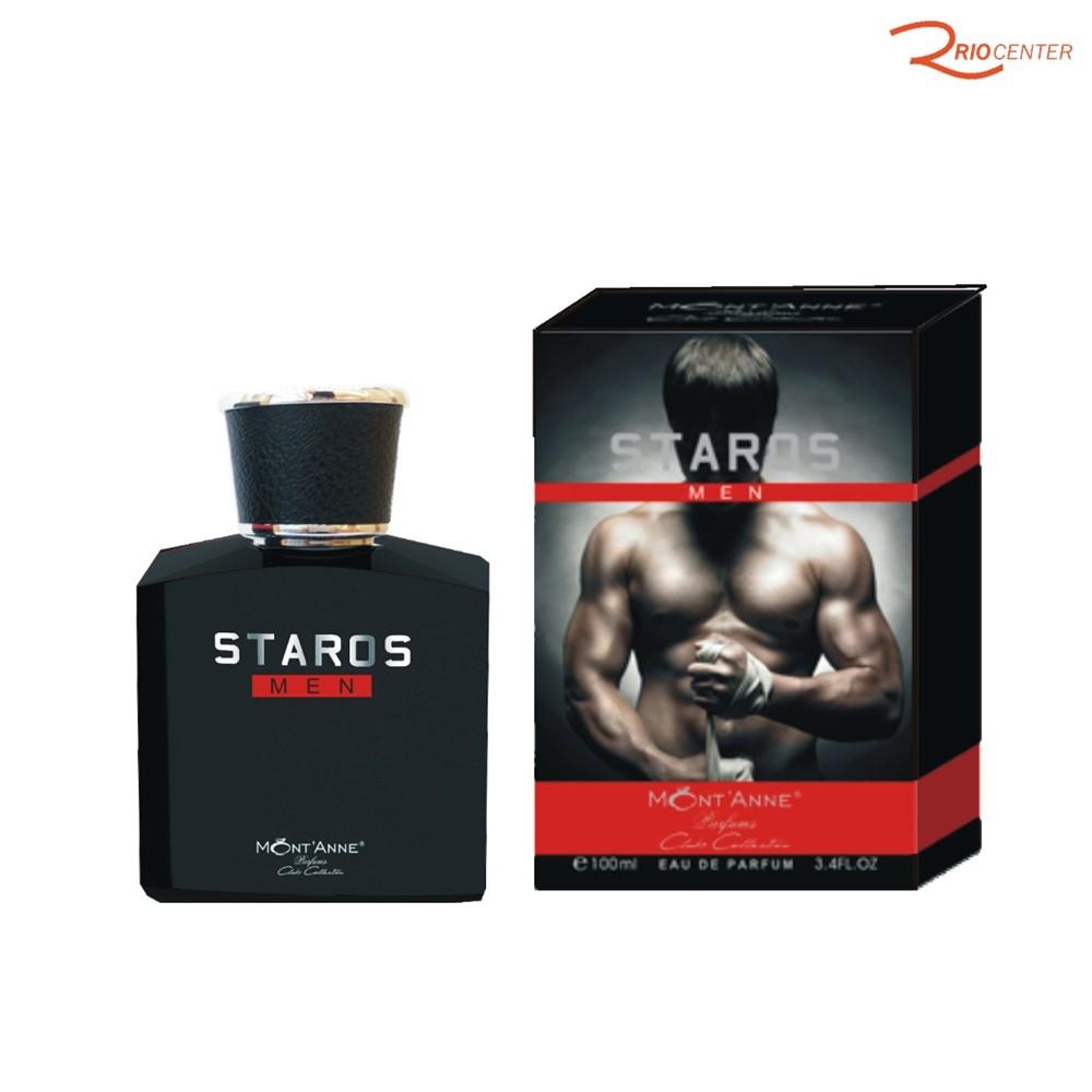 Eau de Parfum Importado Staros Men Mont Anne - 100ml