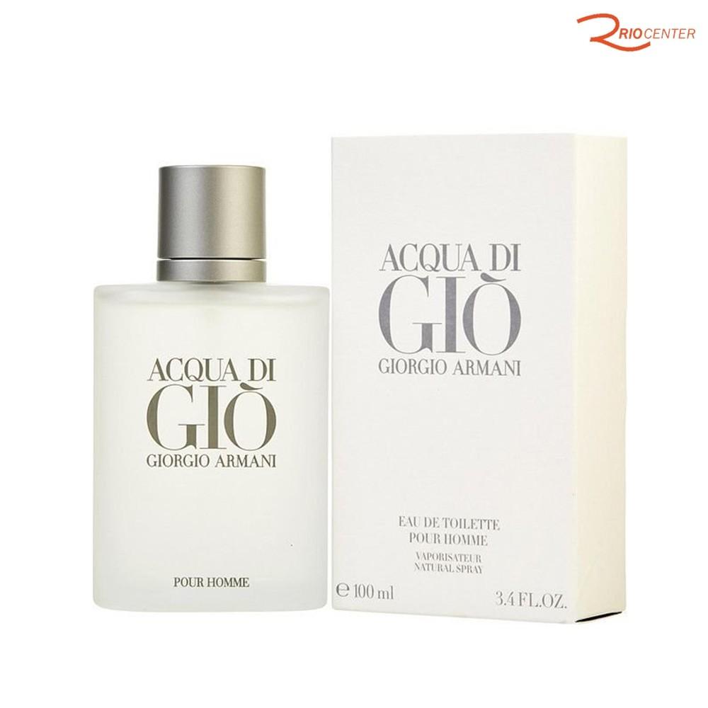 Eau de Toilette Importado Pour Homme Acqua Di Gio Giorgio Armani - 100ml