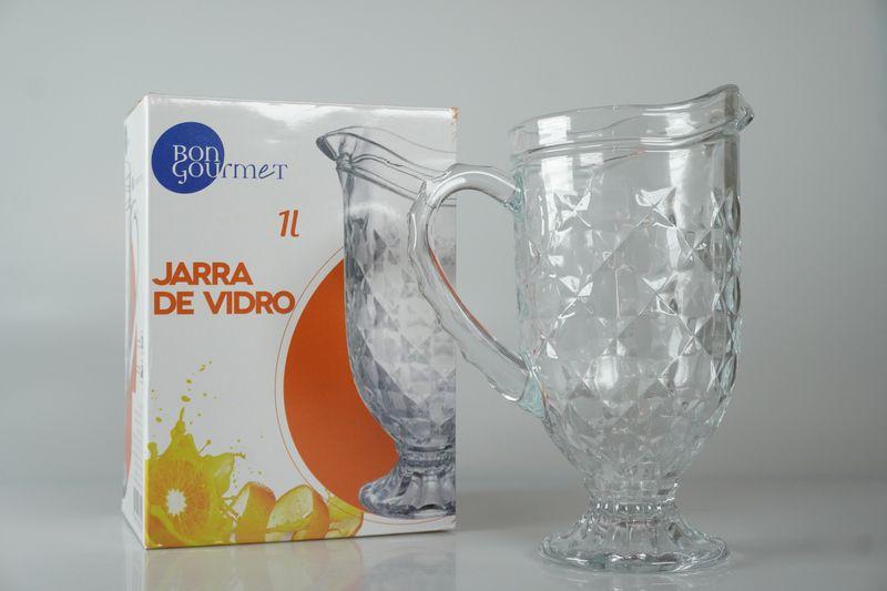 Jarra Vidro Rojemac Diamant 1.3l 26752 Cor Uni Tam Uni