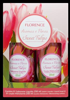 Kit Florence Aromas e Flores