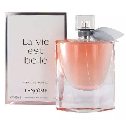 L'eau De Toilette Importado Lancôme La Vie Est Belle - 100ml