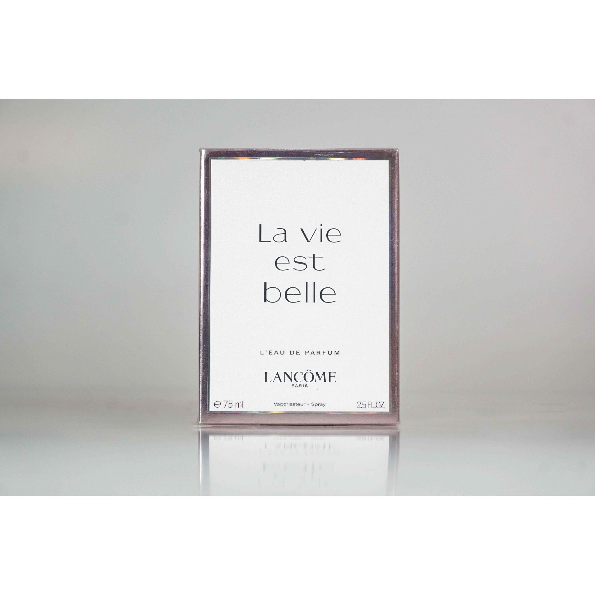L'eau De Toilette Importado Lancôme La Vie Est Belle - 75ml