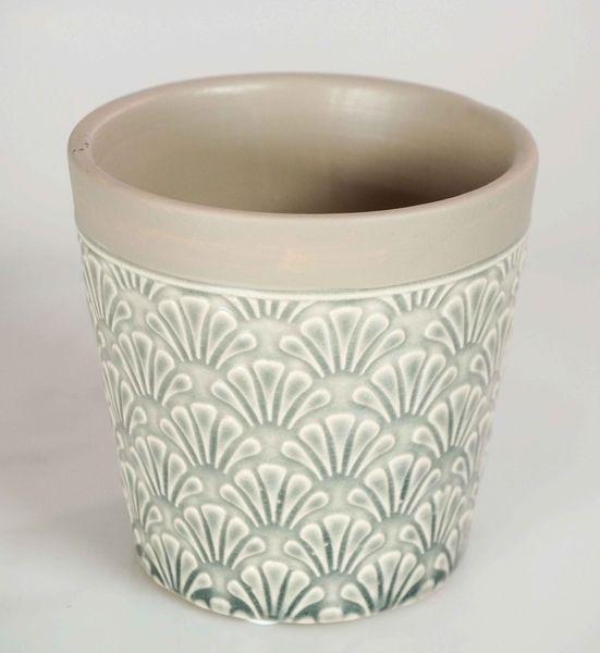 Vaso Multiart Decorativo Em Cerâmica