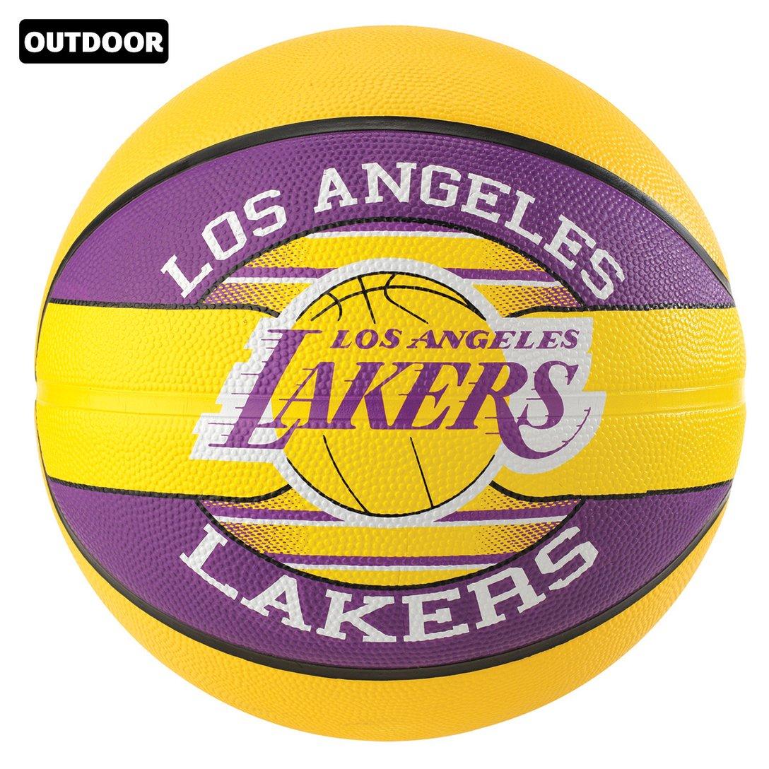 Bola de Basquete Spalding NBA Los Angeles Lakers