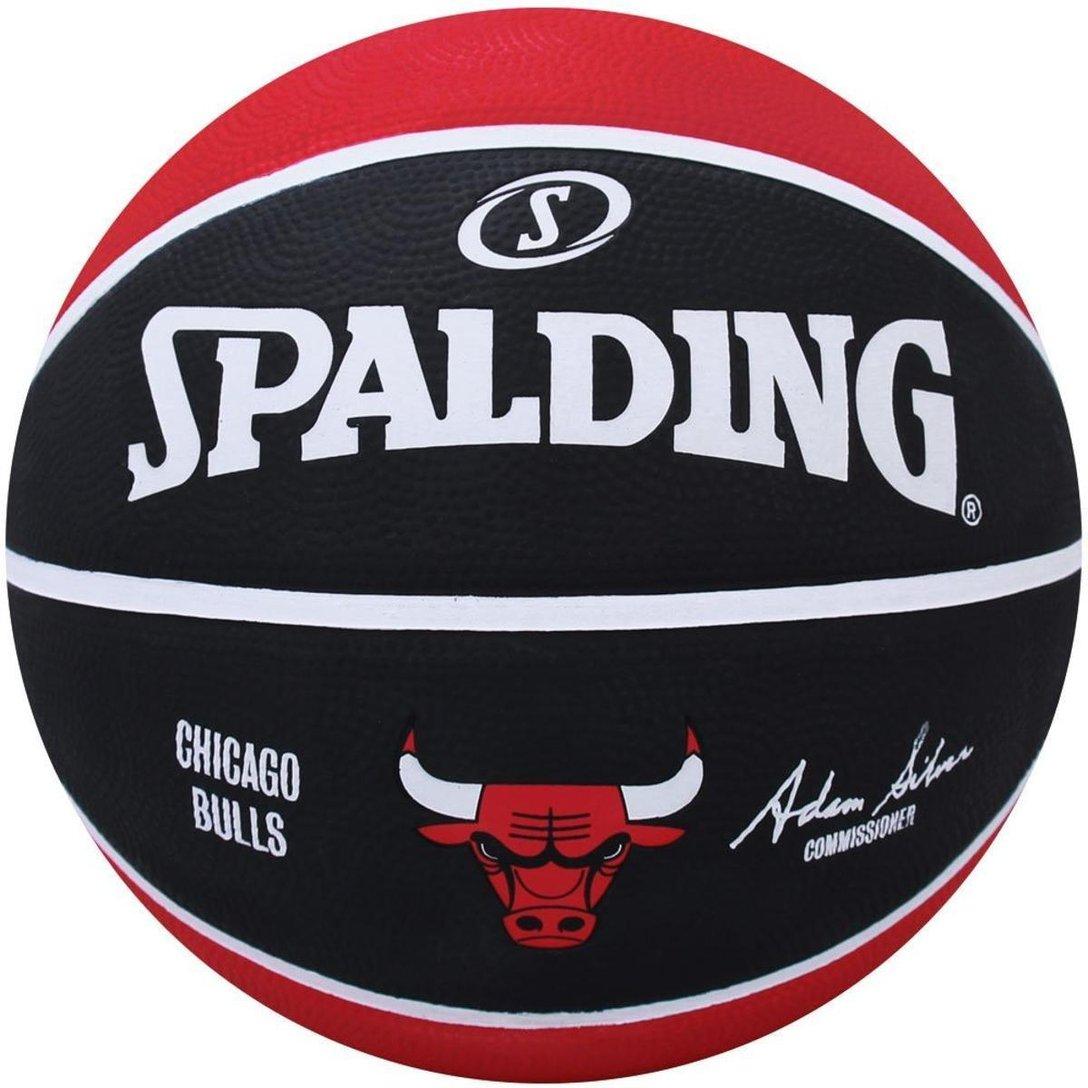 Bola Spalding Basquete NBA Chicago Bulls