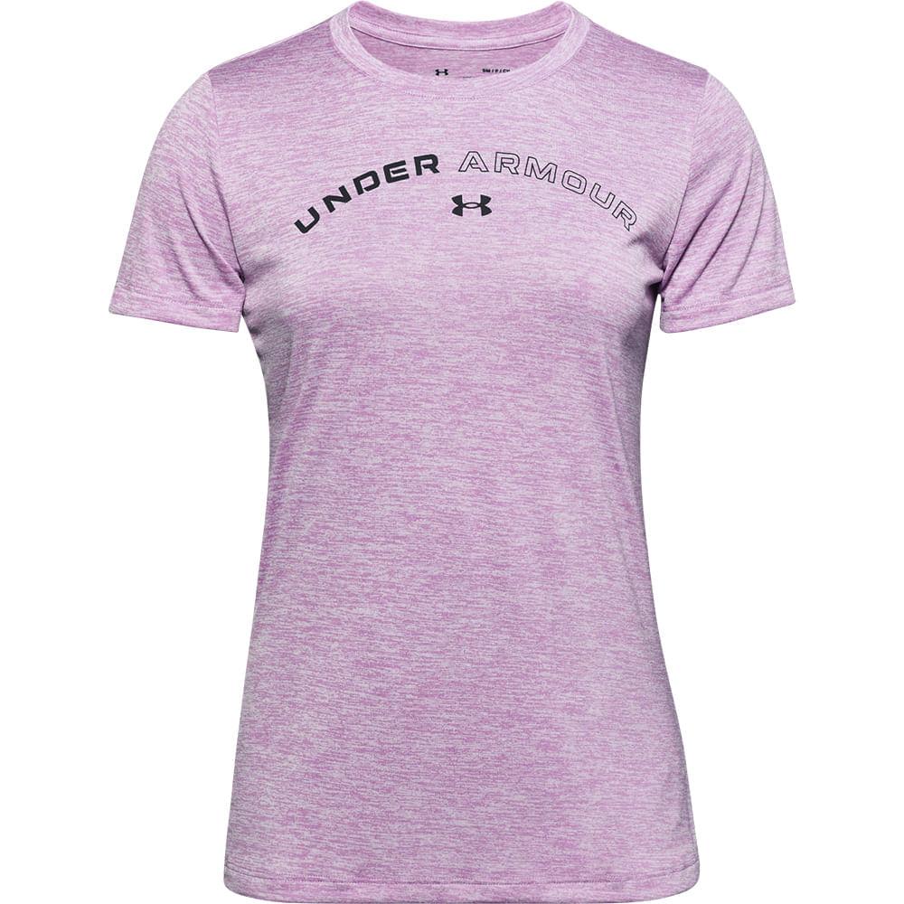 Camiseta de Treino Feminina Under Armour Tech Twist