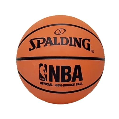 Mini Bola de Basquete Spalding NBA