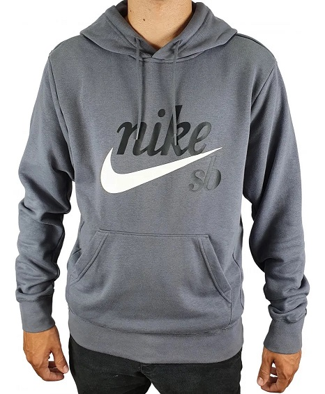 Moletom Nike Sb Hoodie Washed Icon Masculino