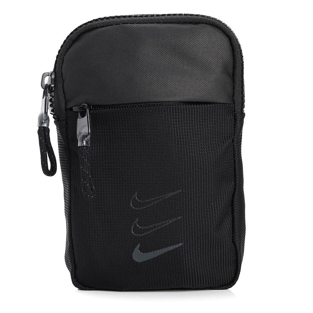 Pochete Nike Sportswear Essentials Hip Preta