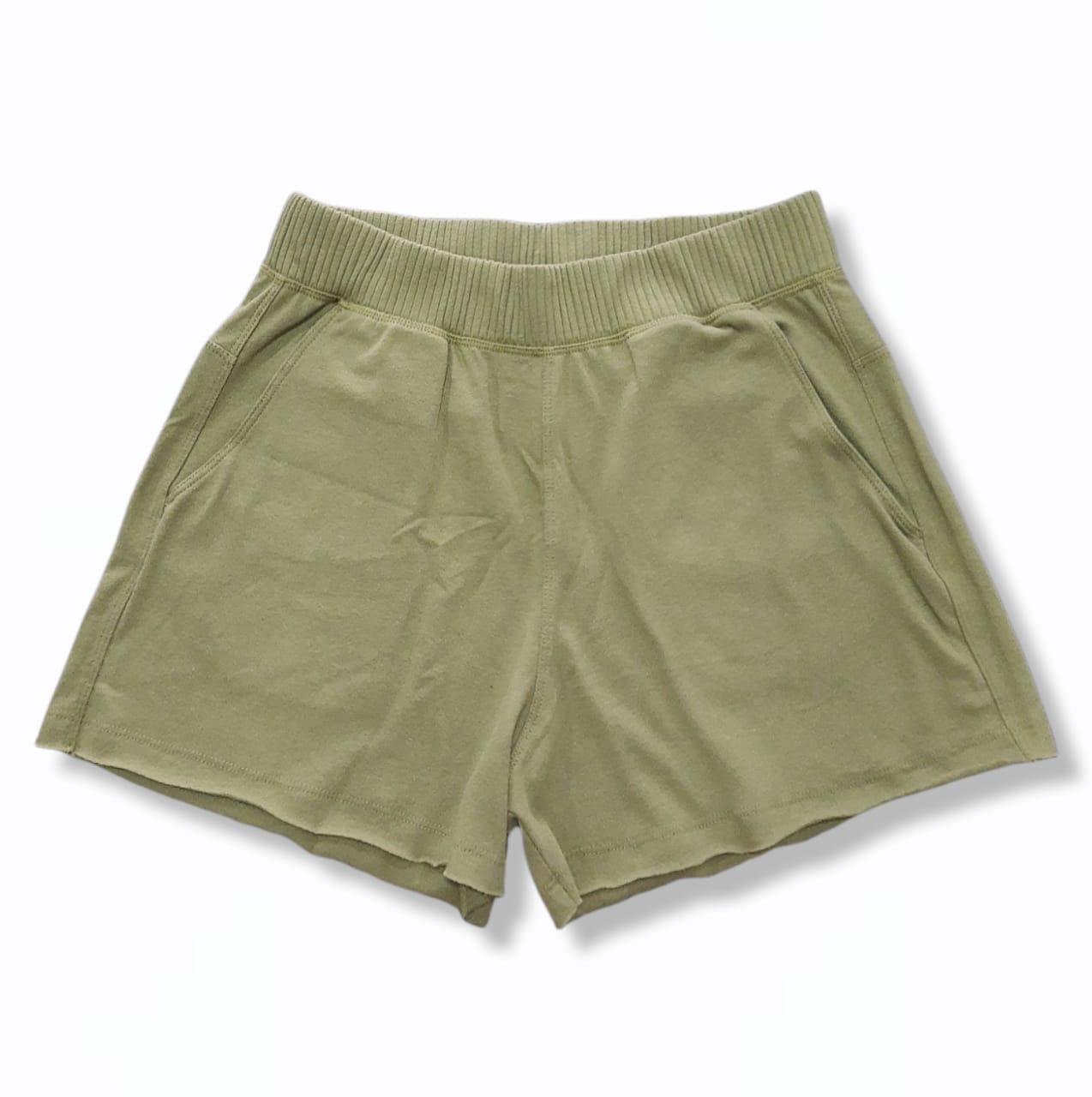 Shorts Lupo Moletom - Feminino