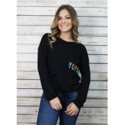 Blusa M/L Young