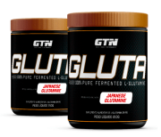 GTN® Gluta L-Glutamina  - COMBO 2x210g