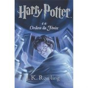 HARRY POTTER VOL. 5 - HARRY POTTER E A ORDEM DA FENIX