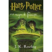 HARRY POTTER VOL. 6 - HARRY POTTER E O ENIGMA DO PRINCIPE