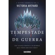 RAINHA VERMELHA, A VOL. 4 - TEMPESTADE DE GUERRA