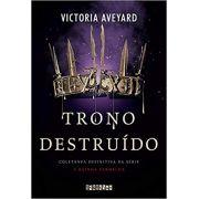 RAINHA VERMELHA, A VOL. 5 - TRONO DESTRUIDO