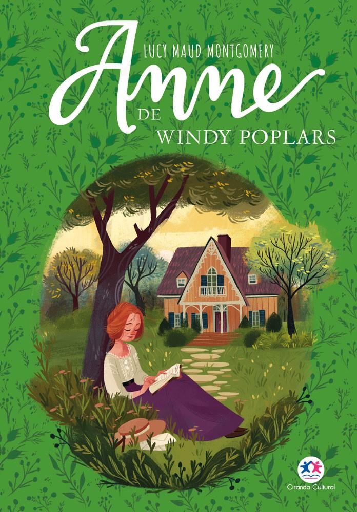 ANNE DE GREEN GABLES - VOL. 4 - ANNE DE WINDY POPLARS