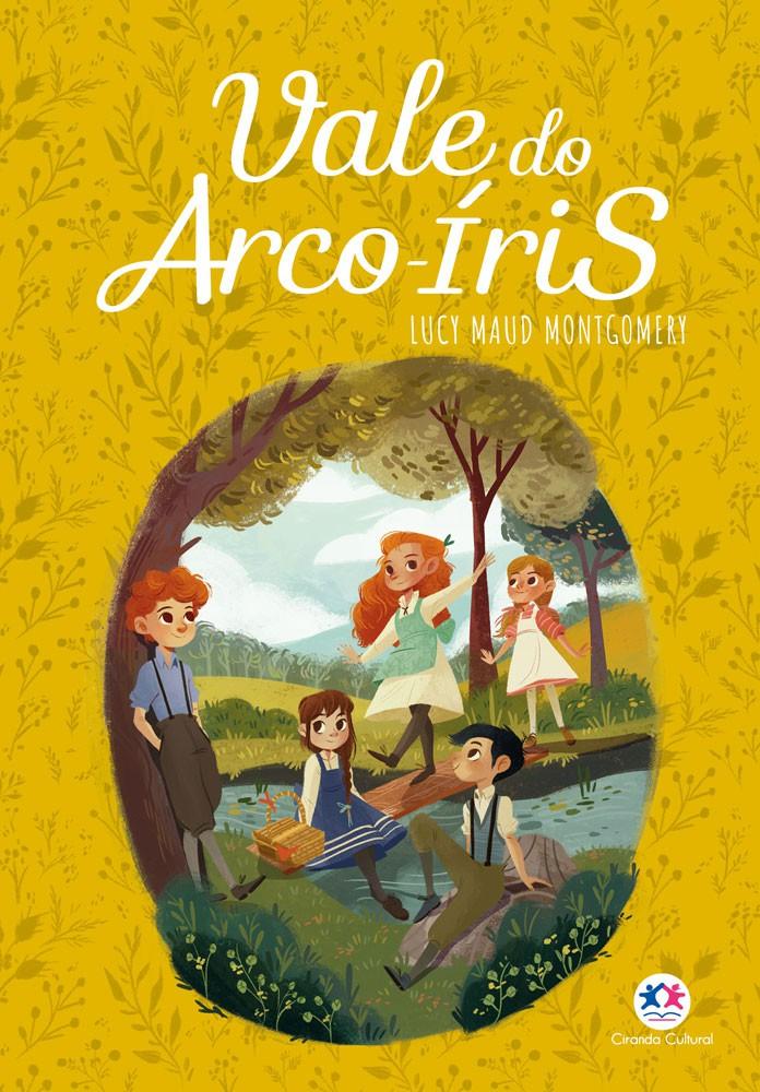 ANNE DE GREEN GABLES - VOL. 7 - VALE DO ARCO-ÍRIS