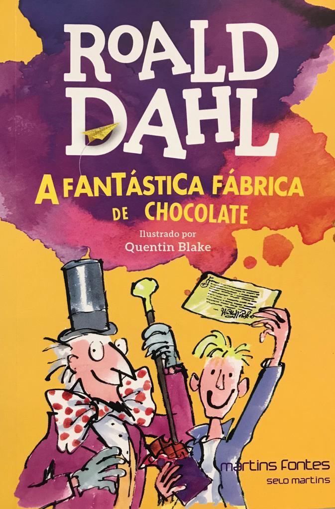 FANTÁSTICA FÁBRICA DE CHOCOLATES, A