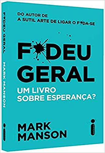 FUDEU GERAL - UM LIVRO SOBRE ESPERANÇA?