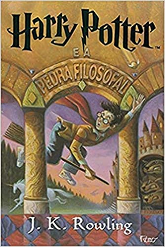 HARRY POTTER VOL. 1 - HARRY POTTER E A PEDRA FILOSOFAL