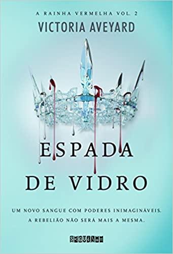 RAINHA VERMELHA, A VOL. 2 - ESPADA DE VIDRO