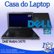 Laptop Dell Vostro 5470 Intel i3 de 4a. Geração 4 GB memória e 500 GB disco