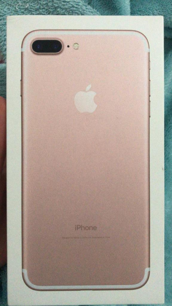 iPhone 7 Plus de 32 GB Rosé