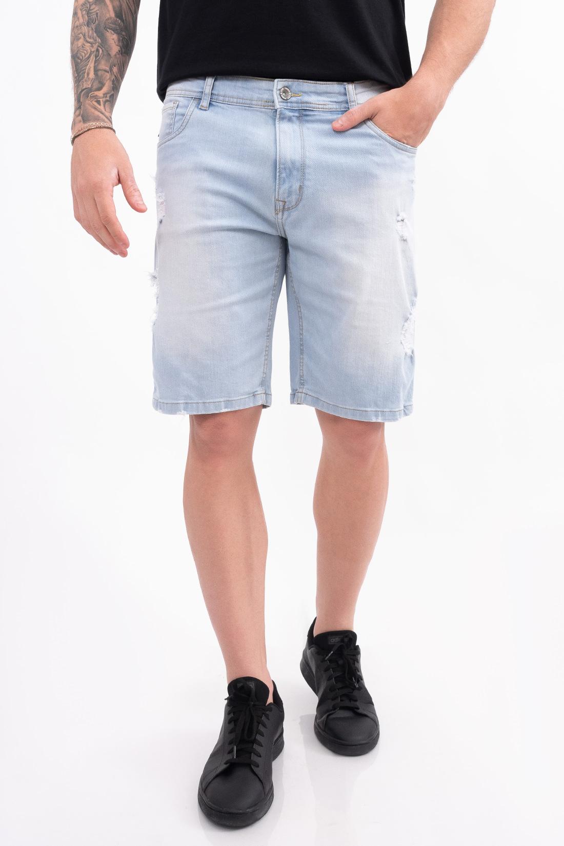 Bermuda Jeans King&Joe Puidos