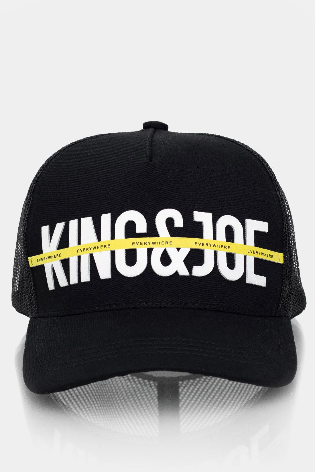 Bone King&Joe Logo Alto Relevo