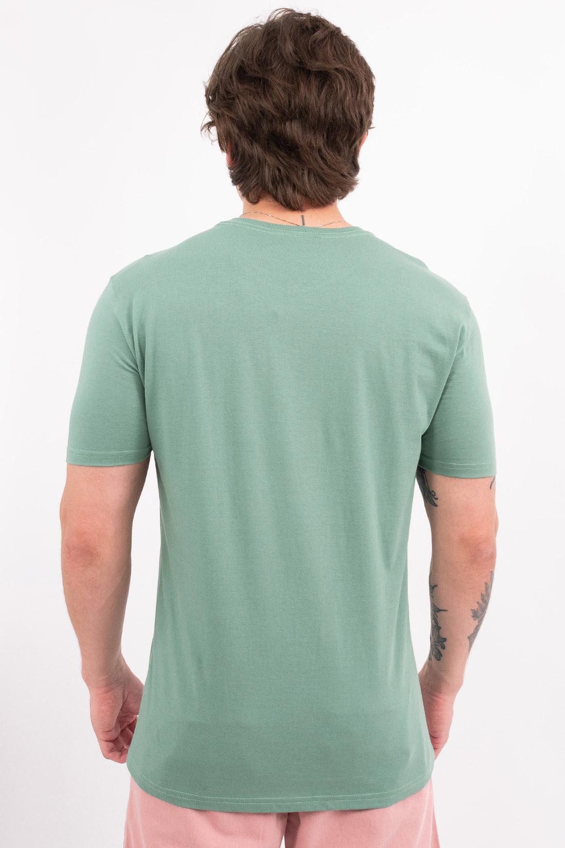 Camiseta Mc King&Joe Logo Frontal