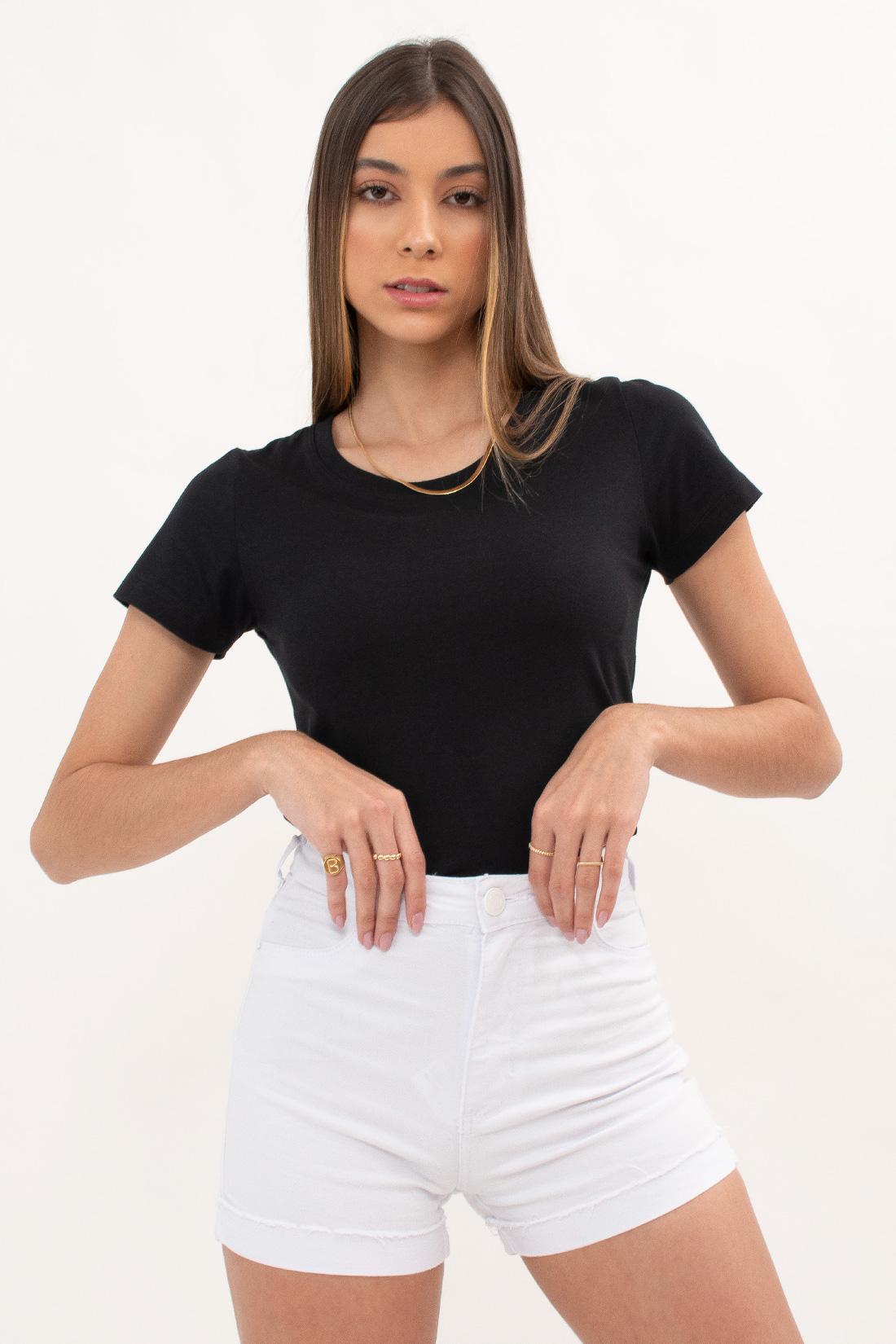T Shirt Hering Basica Lisa