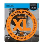 ENCORDOAMENTO D'ADDARIO EXL110-B PARA GUITARRA 0.10