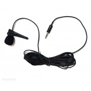 Microfone Lapela New Live SPL60 com conector P3 - Para Smartphone