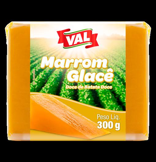 Marrom Glacê Val FP 24 x 300 g