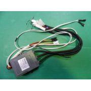 Unidade de comando eletrônico UCE aquecedor Rinnai REU181BR / REU182BR / REUM200