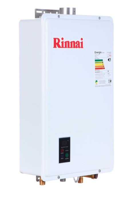 Aquecedor de água a Gás Rinnai REU1602 FEH