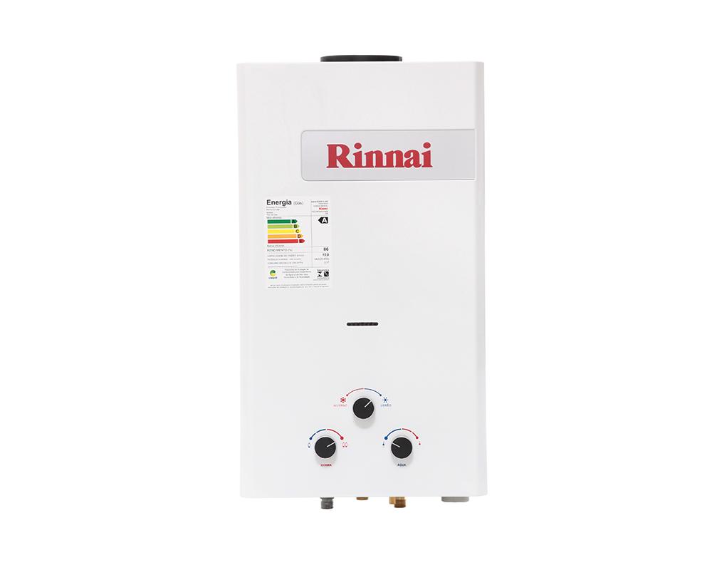 Aquecedor de água a Gás Rinnai REUM150 CFH