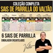 Coleção Completa Sais de Parrilla do Valtão 600gr