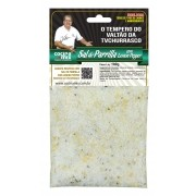 Sal de Parrilla com Lemon Pepper 100 g- Tempero para Churrasco - Cocina Mix