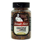 Tomate seco 45g - Tempero Cocina Mix  - Pote