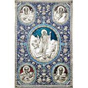 MIROSLAW MROZOWSKI- Ícone ao estilo Bizantino da igreja ortodoxa Russa. retratando