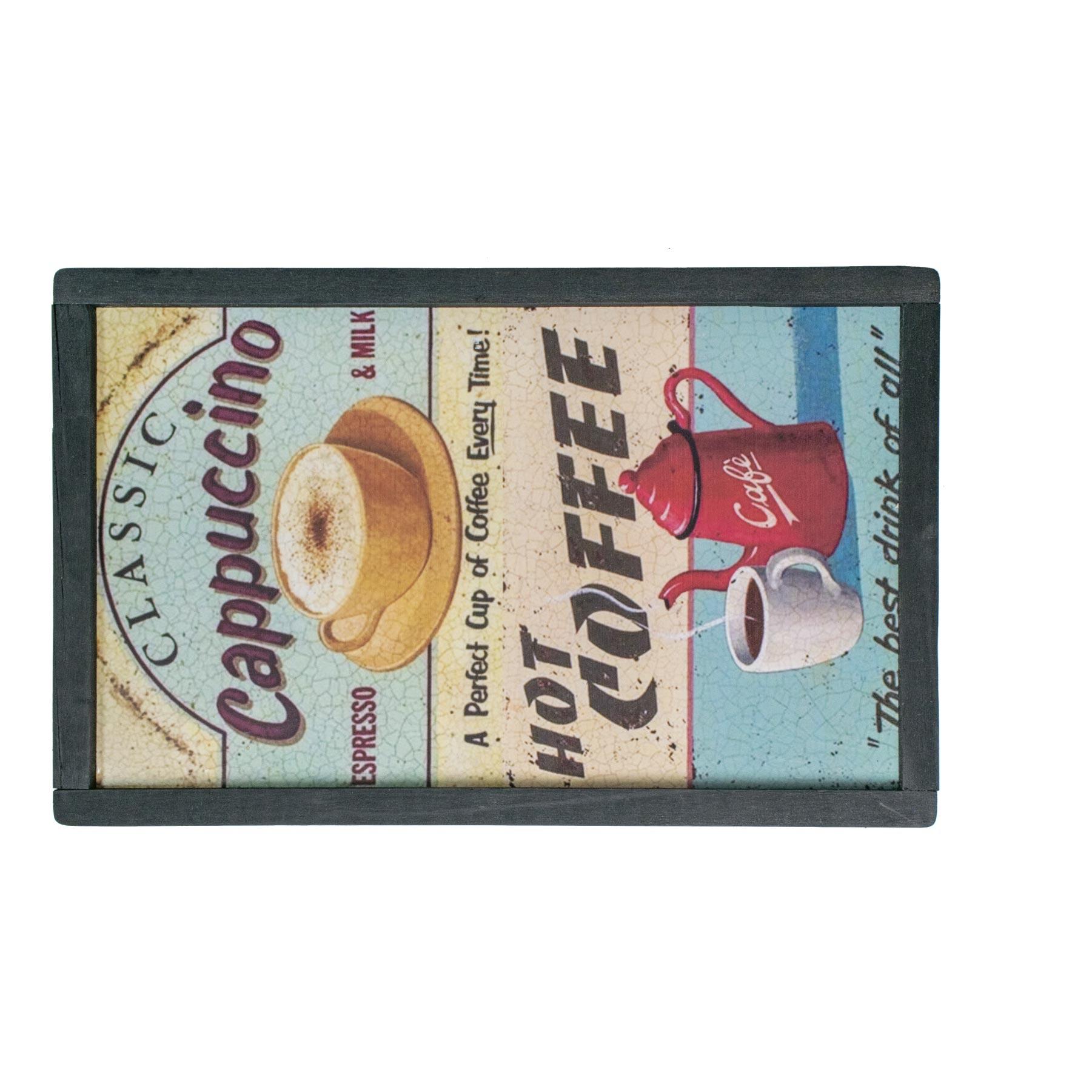 Mesa Café rustica Vintage